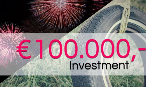 100.000 Euro Schwelle auf CONDA geknackt