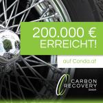 200.000 Euro Schwelle erreicht