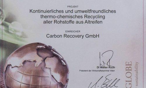 Energy Globe Award Wien gewonnen